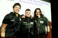 Man in Extreme environments 2015 Jonsey, Emil, Cas