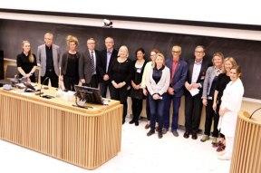 Åpning av Nasjonal kompetansetjeneste for trening som medisin
