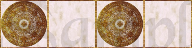 Golden marble of Renaissance 6 s