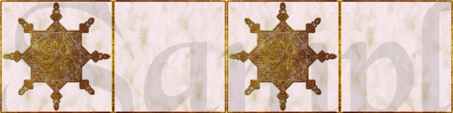 Golden marble of Renaissance 7 s