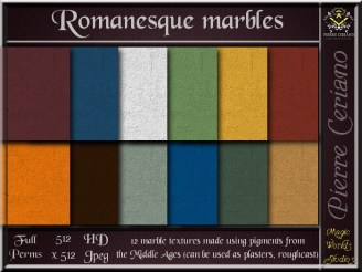 Romanesque marbles SL Add