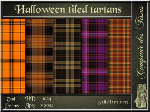 Tartan - Fall collection SL Add