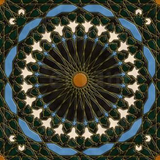 Alhambra Zellige Sala de la Barca 1 s