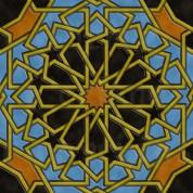 Alhambra Zelliges Sala de los Ajimeces s