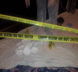 Living Social Deal: CSI Weekend – Who murdered the Lord?