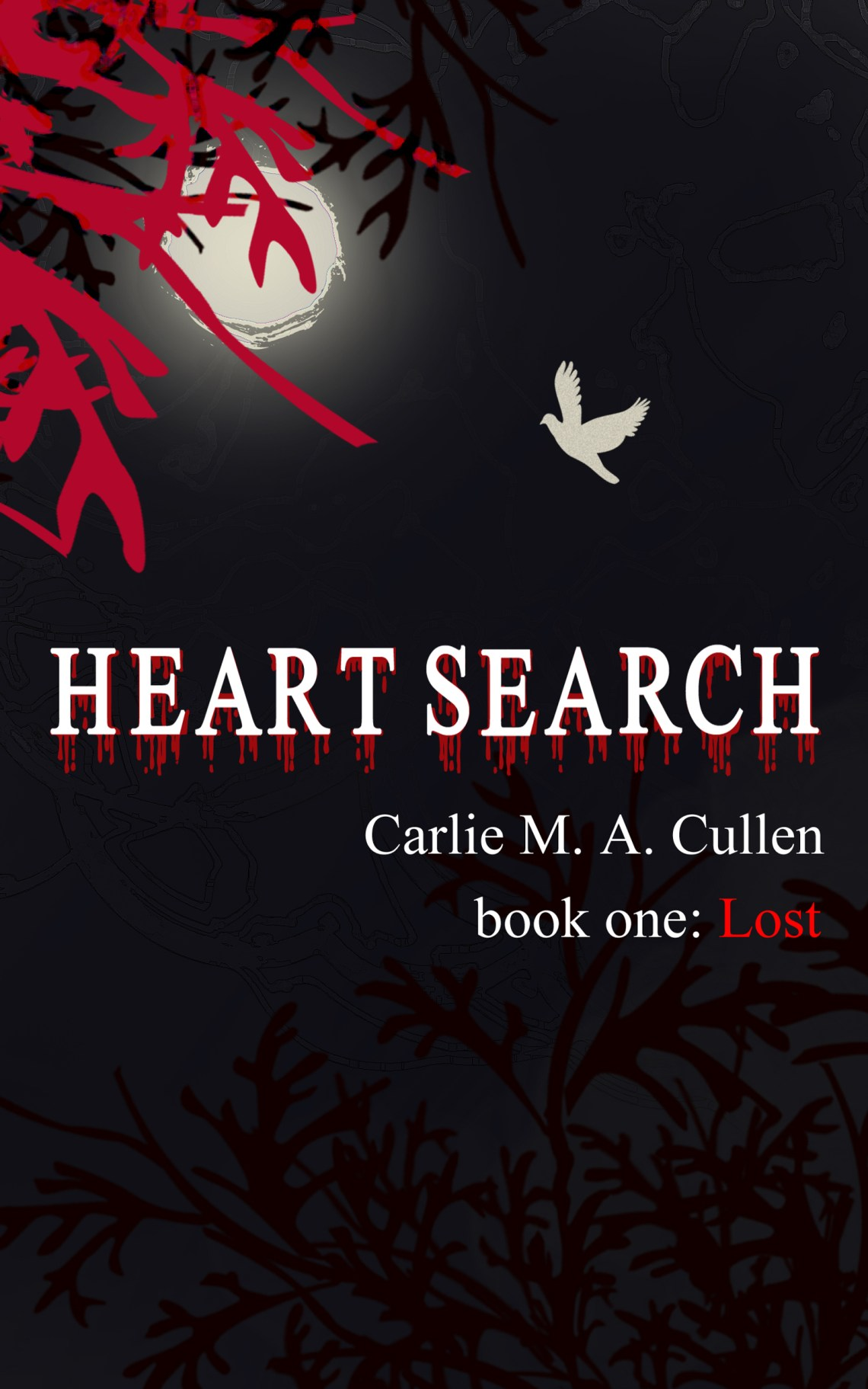 Carlie Cullen's Heartsearch Blog Tour – Book One: Lost