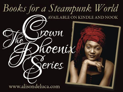 Alison DeLuca's Crown Phoenix Series Blog Tour – The Night Watchman Express