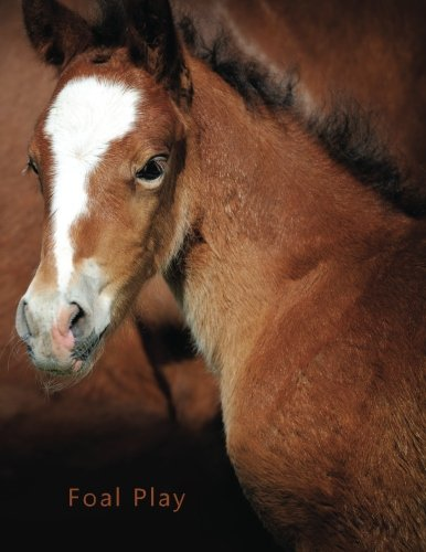 Foal Play: A discreet internet password organizer (Disguised Password Book Series)