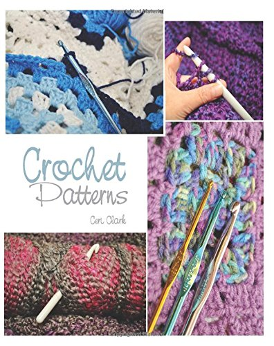 Crochet Patterns: A discreet password book to store your passwords and other login information (8 x 10 inches) (Disguised Password Book Series)