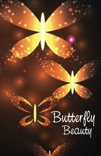 Butterfly Beauty: A discreet internet password book for people who love butterflies (Disguised Password Book Series)