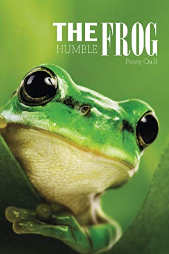 The Humble Frog: A Disguised Password Book With Tabs to Protect Your Usernames, Passwords and Other Internet Login Information | 6 x 9 inches (Quill Password Books)
