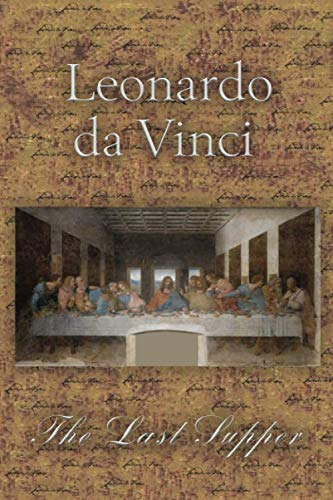 Leonardo da Vinci The Last Supper: Disguised Password Journal, Phone and Address Book for Your Contacts and Websites (Quill Contacts & Password Books)