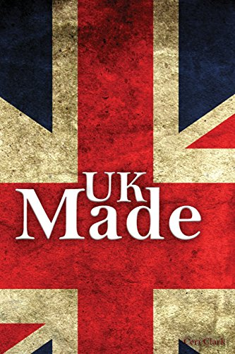 UK Made: A Discreet Internet Password Book for People Who Love the UK (Disguised Password Book Series)