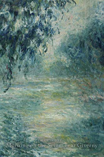 Claude Monet Morning on the Seine, near Giverny: Disguised Password Journal, Phone and Address Book for Your Contacts and Websites (Quill Contacts & Password Books)
