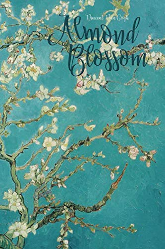 Vincent Van Gogh Almond Blossom: A Disguised Internet Password, Phone and Address Book for Your Contacts and Websites (Quill Contacts & Password Books)