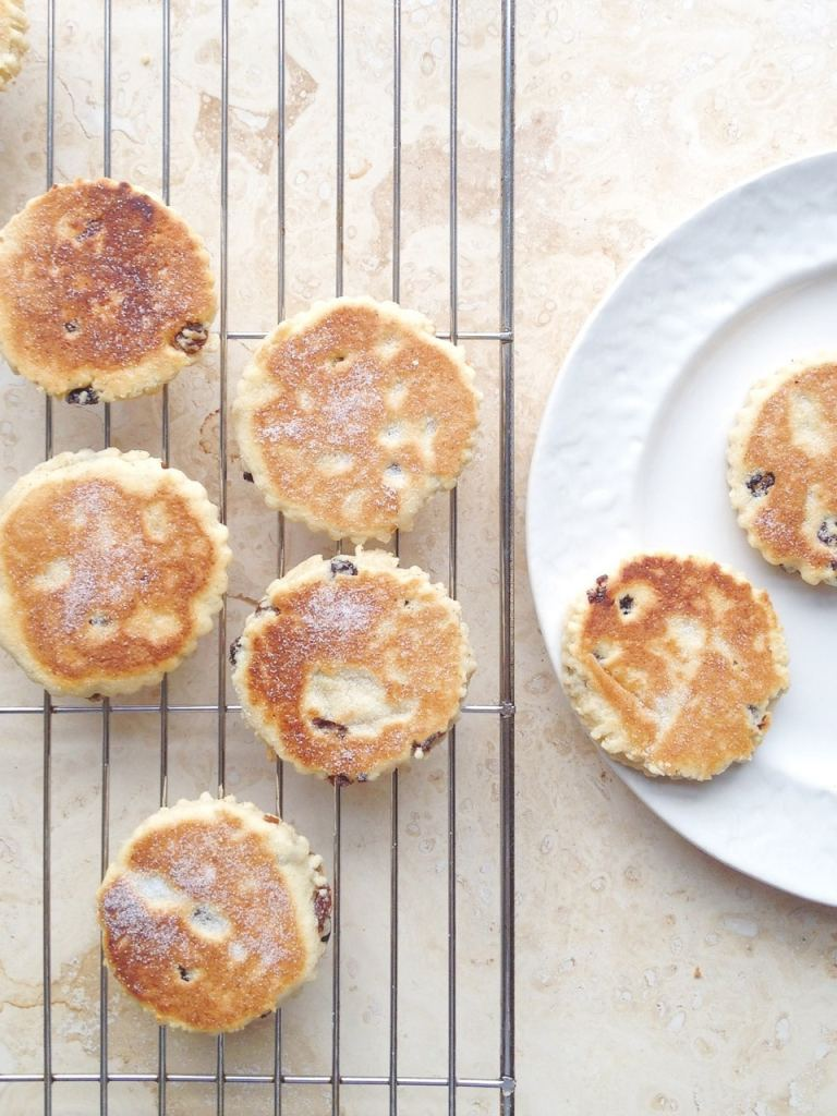 Welsh cakes | Natural Kitchen Adventures