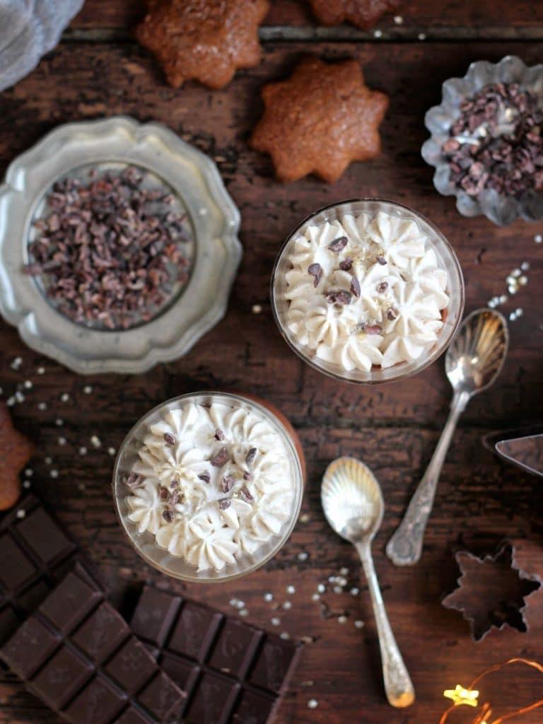 Vegan and Gluten Free Lebkuchen (german gingerbread & vegan chocolate mousse   Natural Kitchen Adventures & Supergolden Bakes