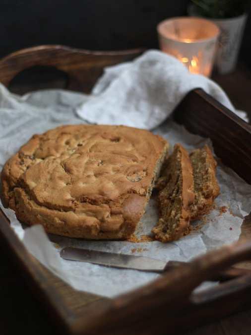 Gluten Free Pandolce Genovese