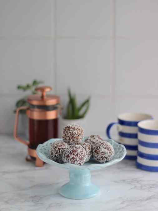 Chokladbollar (Swedish Chocolate Balls)