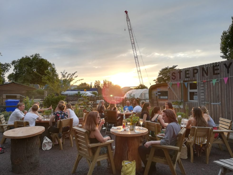 The Seasonal Suppers | Summer at Stepney City Farm