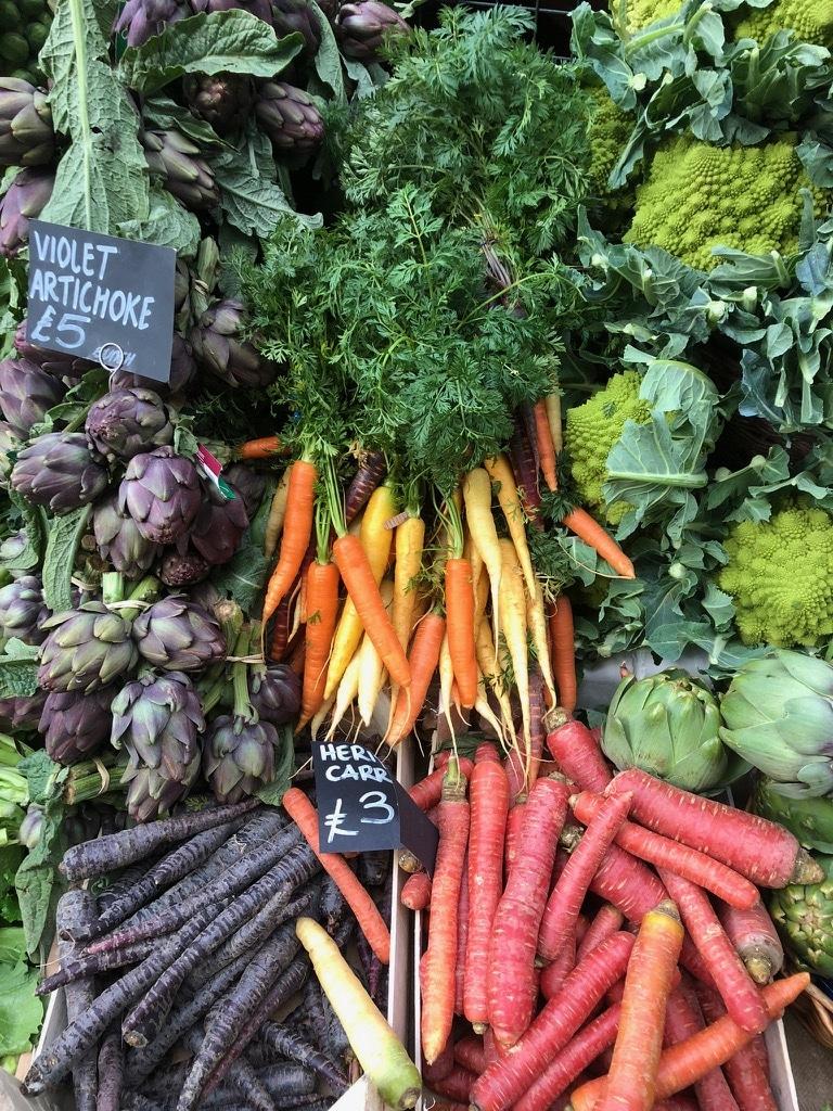Rainbow Carrots | Natural Kitchen Adventures