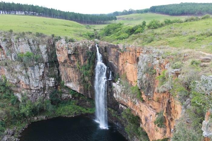 Cascade de la vallée de la Blyde River