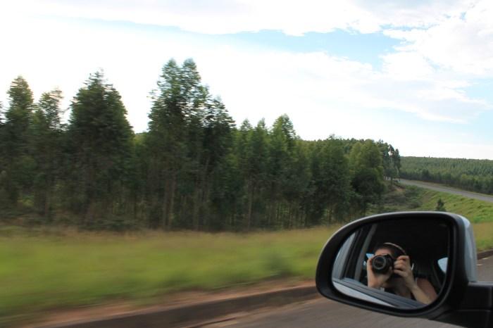 En route vers Graskop