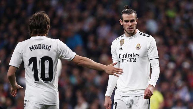 Zidane : Kita Masih Butuh Bale di Madrid