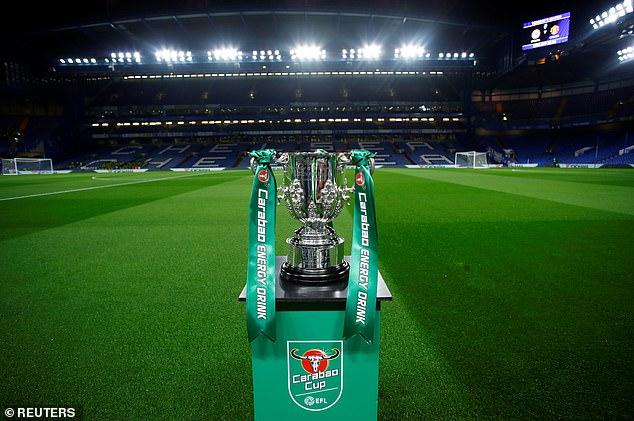 Hasil Undian Perempat Final Piala Liga Inggris: Duo Manchester Bertemu Dengan Lawan Mudah