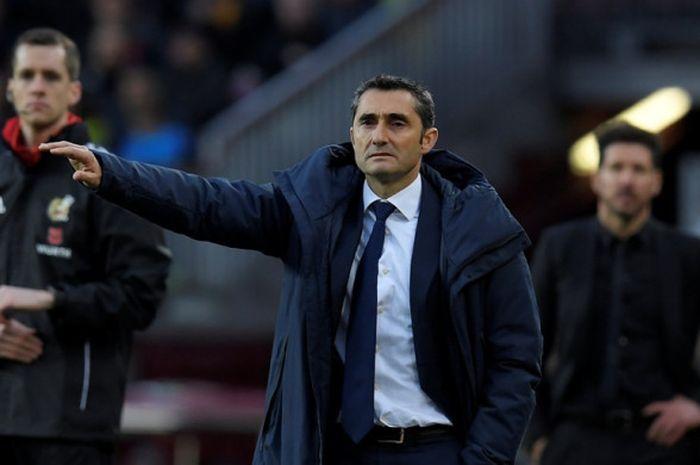 Benarkah Barcelona akan Ganti Pelatih Tahun 2020?