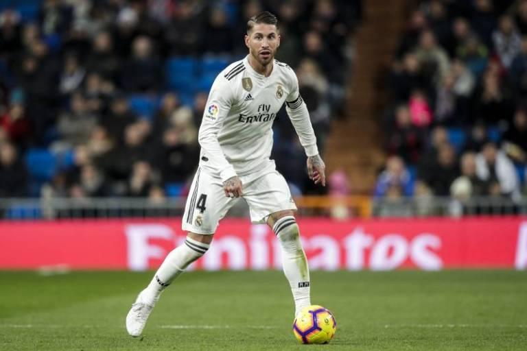 Sergio Ramos Bisa Sejajar dengan Lionel Messi