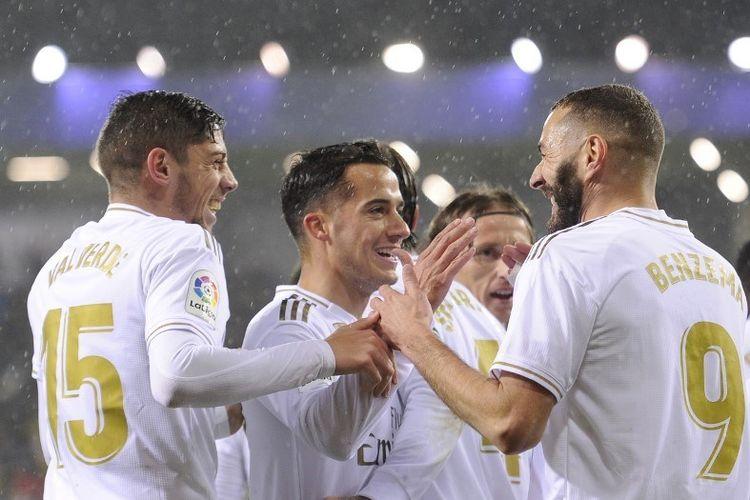 Bangkitnya Real Madrid: Dimulai dari Kemenangan 1-0