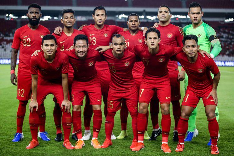 Timnas Indonesia U-22 Melakukan 2 Kali Uji Coba Melawan Iran U-23