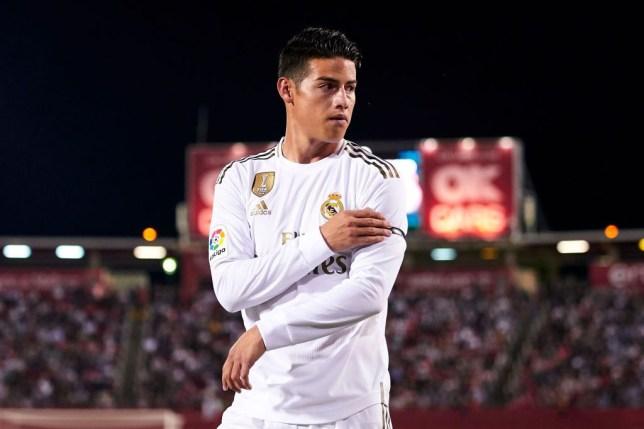 Tinggalkan Real Madrid, James Rodriguez Pilih yang Mana ? MU, Chelsea, atau Arsenal