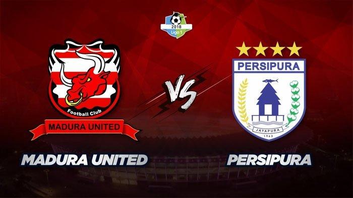Prediksi Madura United vs Persipura 3 November 2019