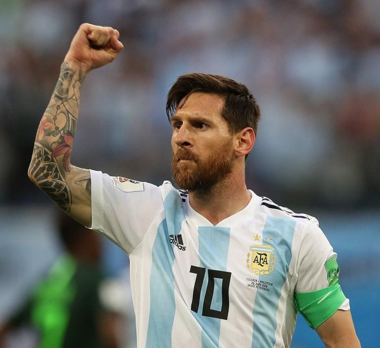 Berselisih dengan Cavani, Ini 8 Tingkah Lionel Messi Saat di Timnas Argentina