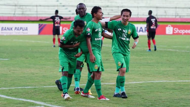 Persipura Jayapura Vs Bhayangkara FC,