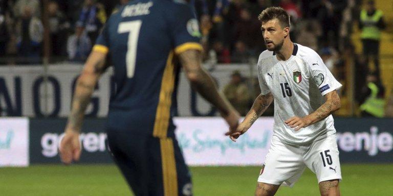 Hasil Pertandingan Bosnia-Herzegovina vs Italia: Skor 0-3