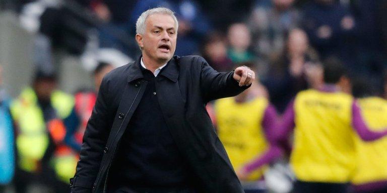 Jose Mourinho: Kemenangan Ini untuk Tottenham Hotspur