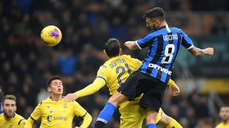Hasil Pertandingan Inter Milan vs Hellas Verona: 2-1