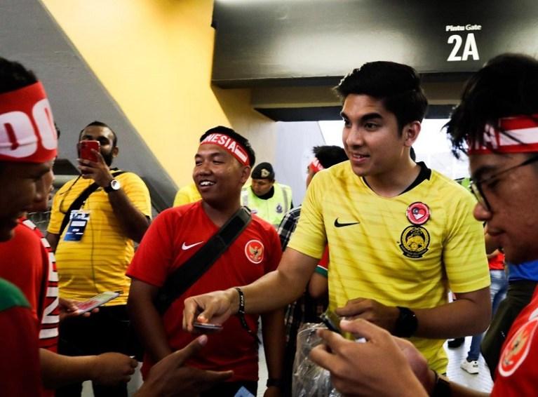 Menpora Malaysia Minta Maaf,Akui Ada Pemukulan terhadap Suporter Timnas Indonesia