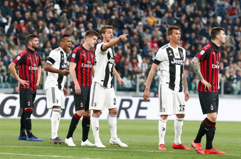 Prediksi Juventus vs AC Milan 11 November