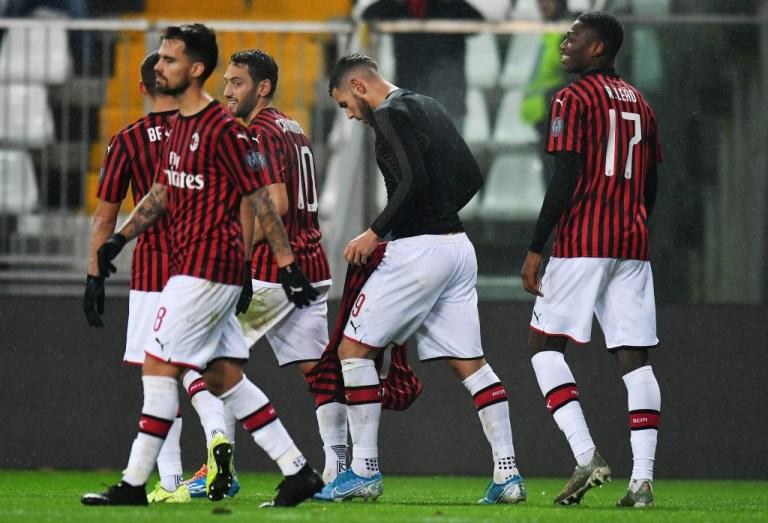 Prediksi AC Milan vs Sassuolo 15 Desember 2019