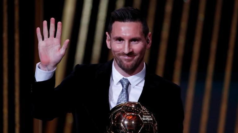 Lionel Messi Mengaku Sakit Hati Saat Cristiano Ronaldo Samai Raihan Ballon d'Or Miliknya