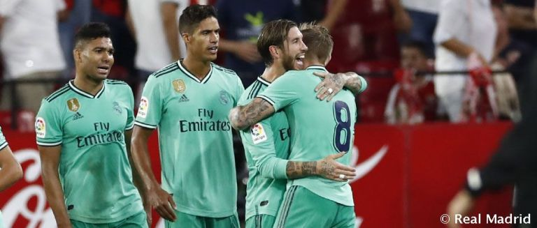 Hasil Pertandingan Valencia vs Real Madrid: Skor 1-1