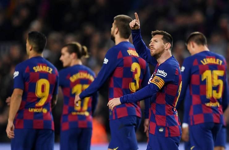 Hasil Pertandingan Barcelona vs Real Mallorca: Skor 5-2