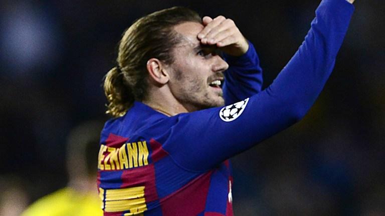 Barcelona Imbang Lawan Real Sociedad  Antoine Griezmann : Permainan yang sama baik
