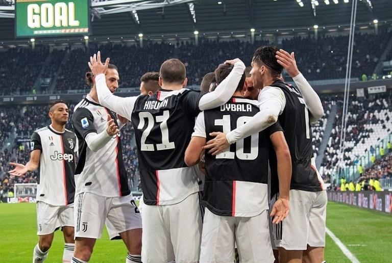 Juventus Senang Dengan Hasil Undian Liga Champion