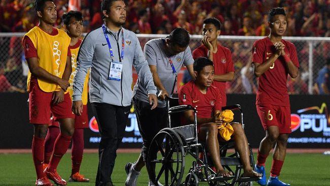 Evan Dimas Akan Menepi Hingga Liga 1 2019 Berakhir