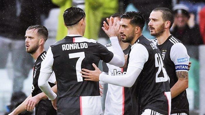 Juventus Bermain Sudah Cukup Bagus